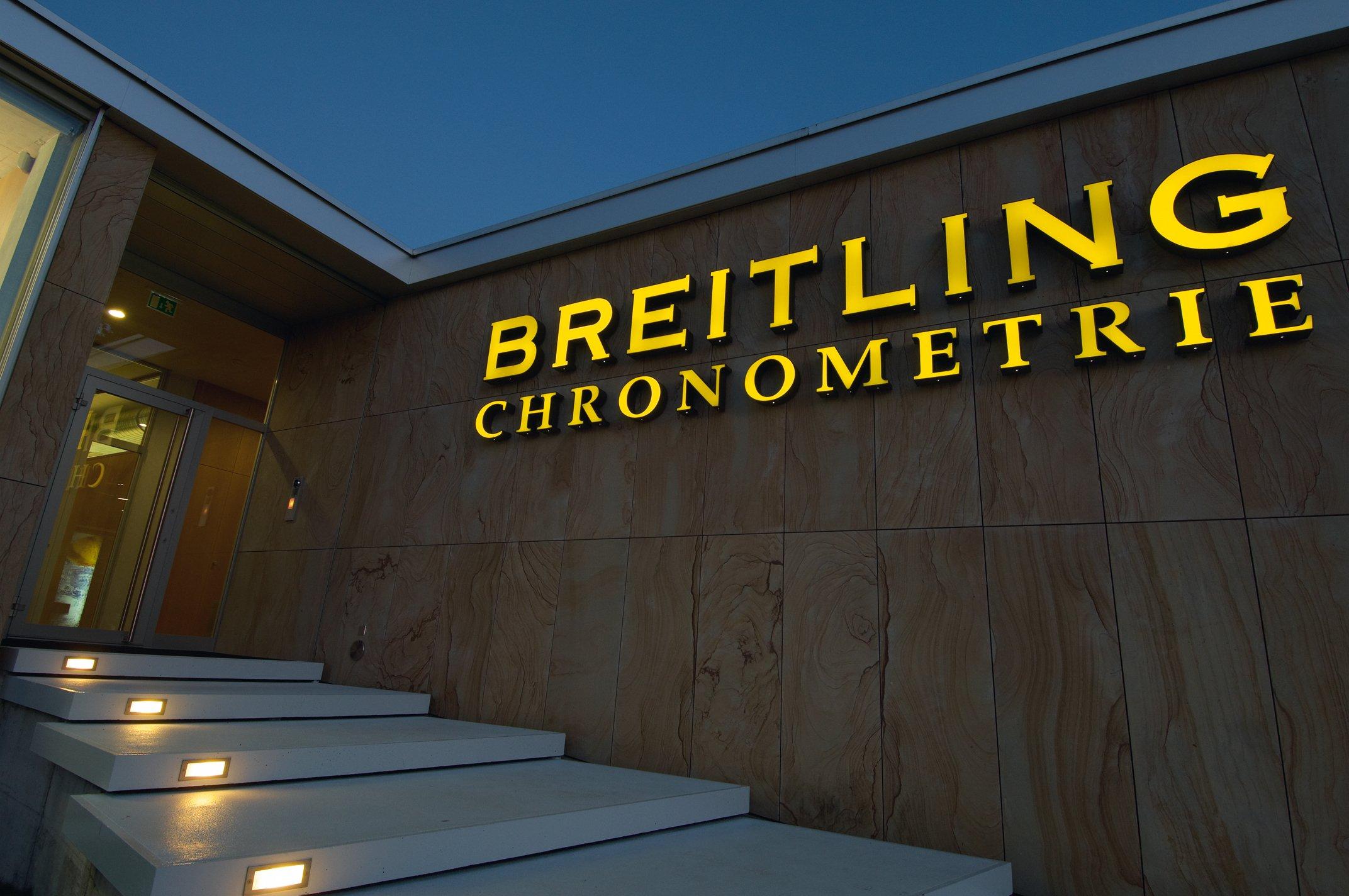 Breitling Chronométrie