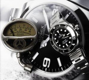 Read more about the article Rolex Mercedes-Zeiger – was steckt dahinter? [Wissenshäppchen]