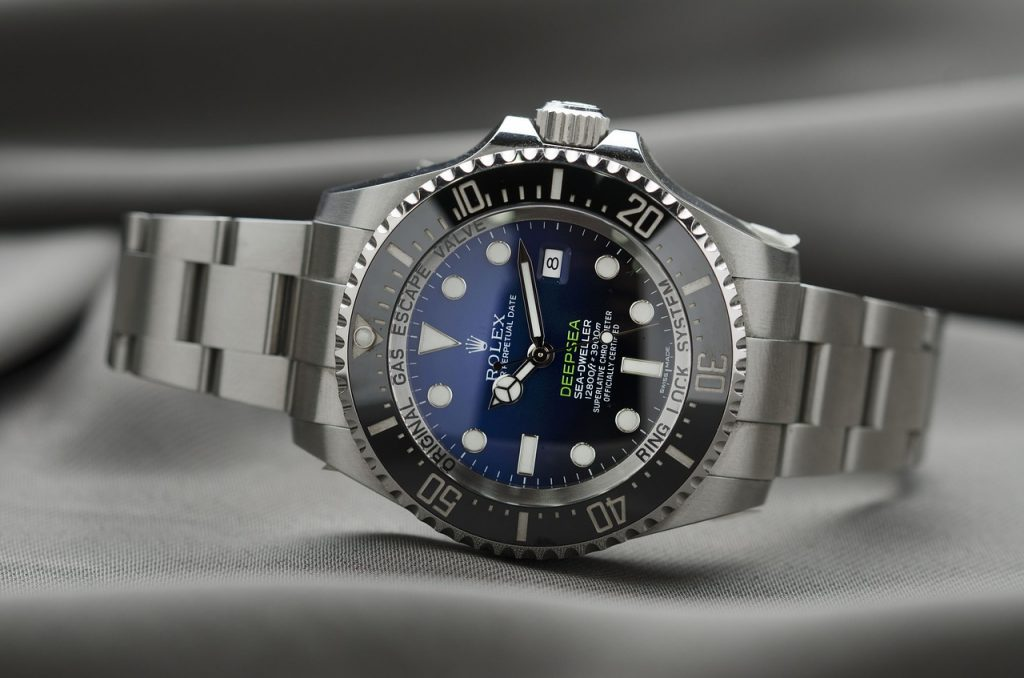 Rolex Sea Dweller Deapsea