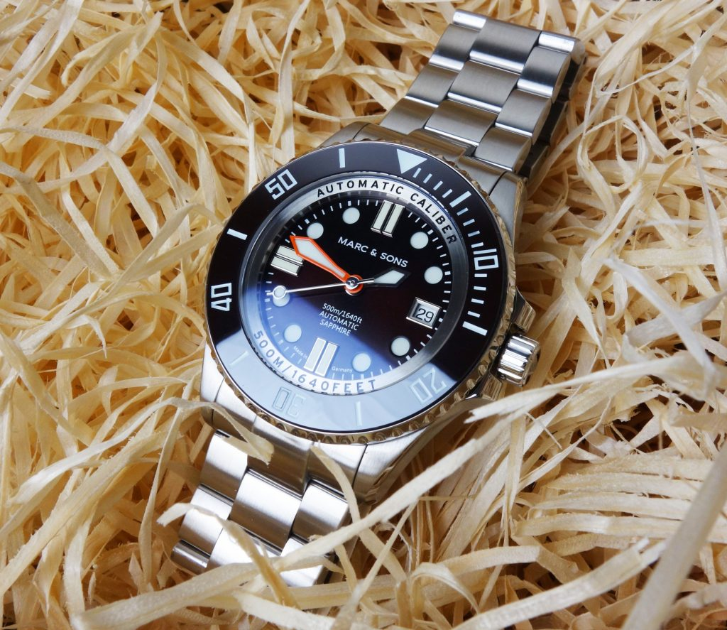 Rolex SeaDweller Deapsea Hommage Microbrand