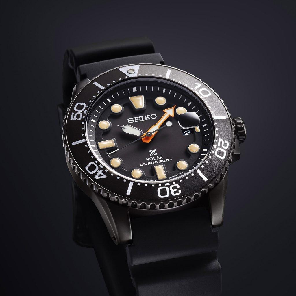 Seiko Black Series SNE493
