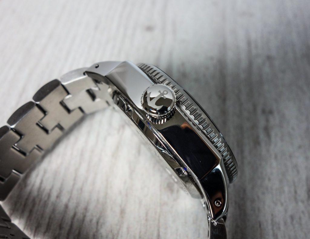 Anker Krone Uhr