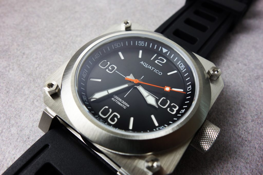 Bell & Ross Hommage Watch Aquatico