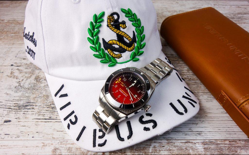 Gewinnspiel VIribus Unitis Uhr