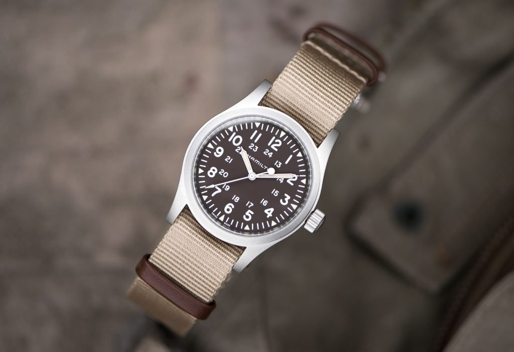 Hamilton Khaki Field Mechanical Baselworld 2018 H69429901 (2)