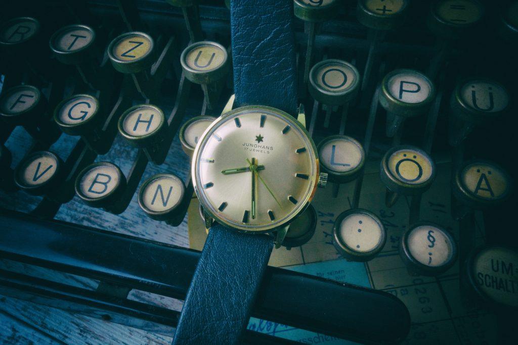 Junghans Vintage Uhr