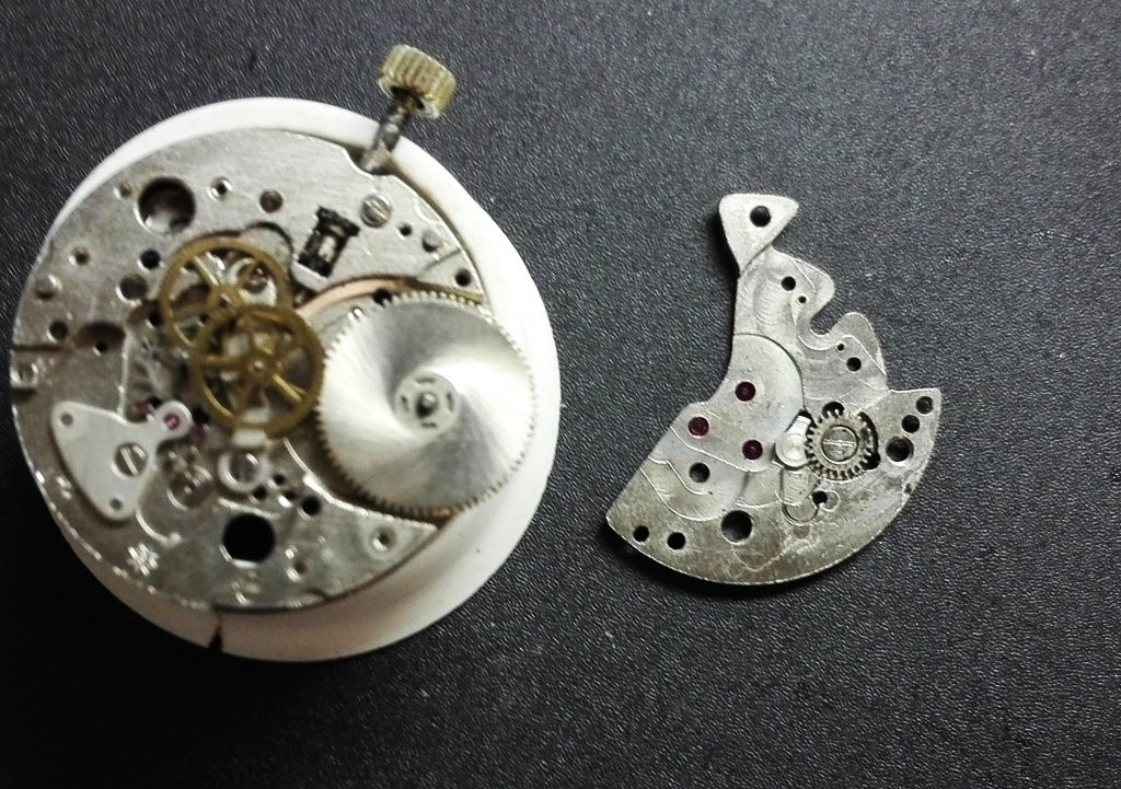 Junghans mechanisches Kaliber 620.50.