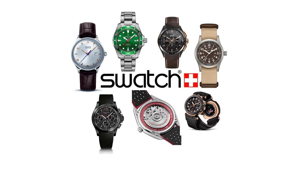Was präsentiert die Swatch-Gruppe auf der Baselworld 2018 ...