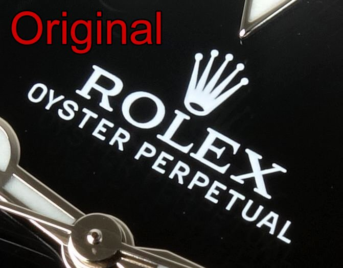 Rolex Submariner Logo Original