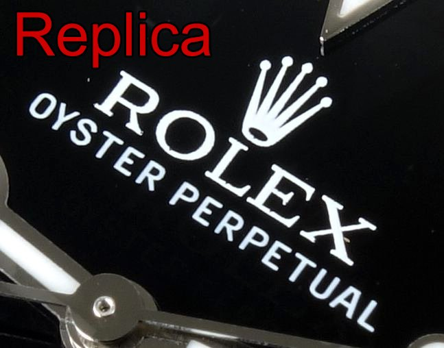 Rolex Submariner Logo Replica