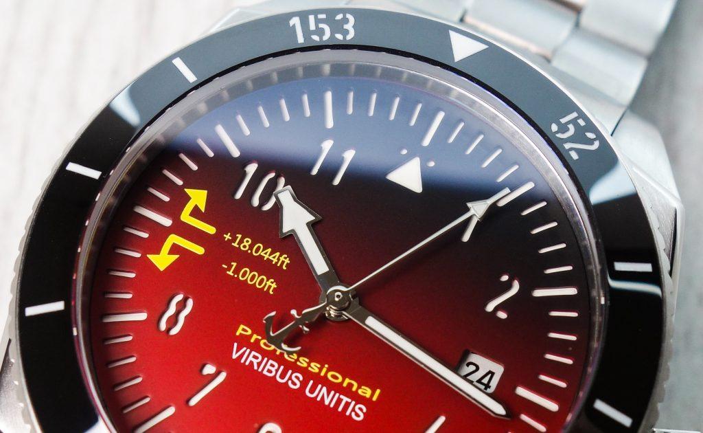 Rote Uhr Viribus Unitis