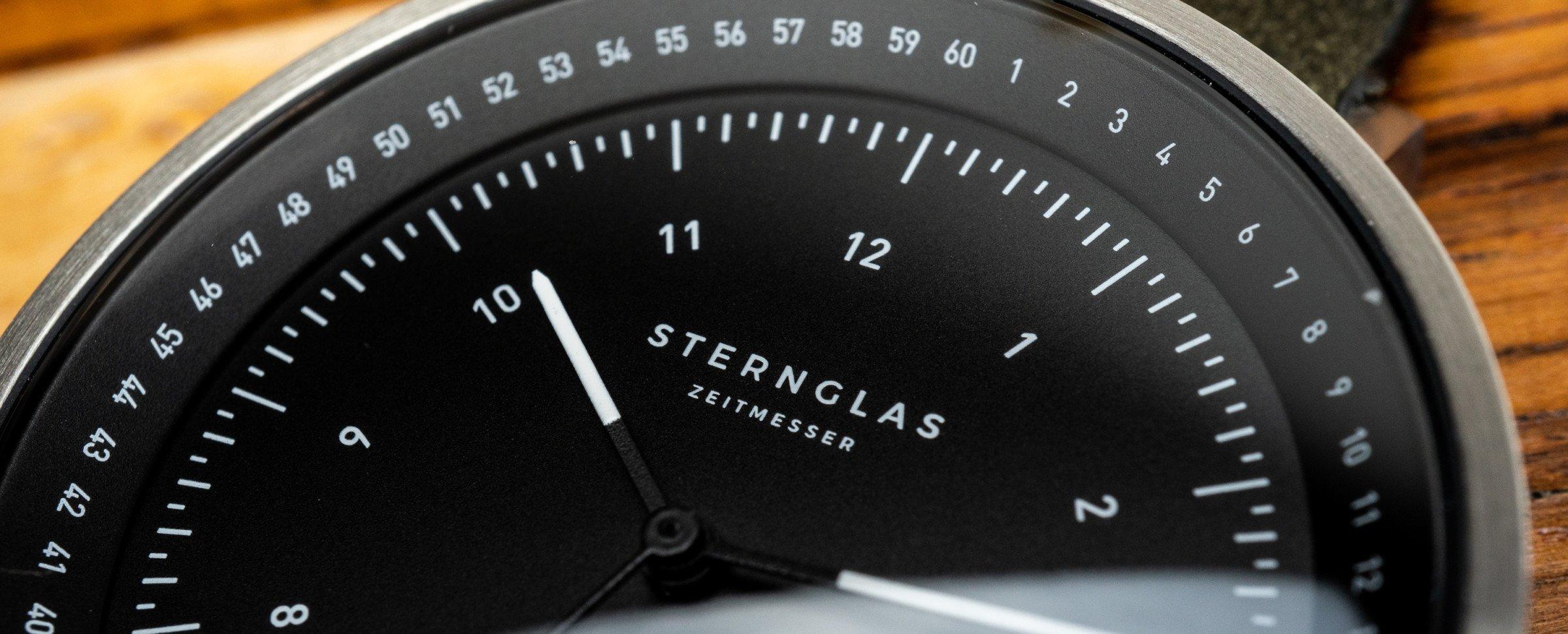 STERNGLAS Zeitmesser Automatik Test