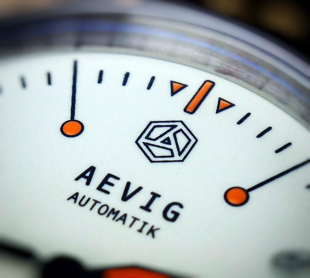 AEVIG Rune Logo