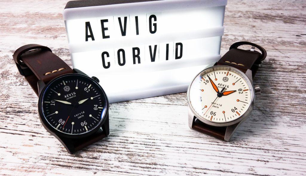 Aevig Corvid Test