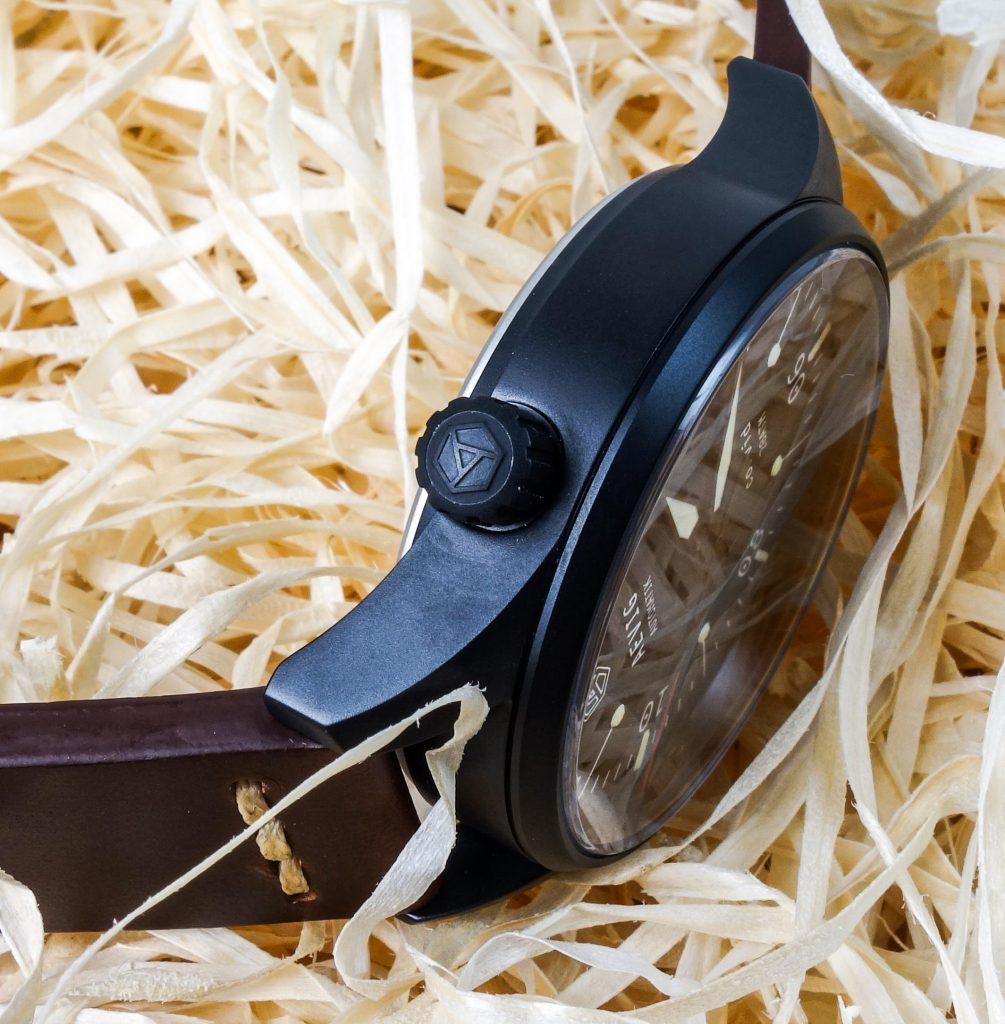 Aevig Krone schwarz