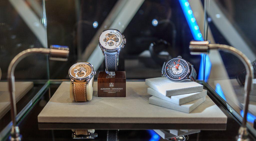 Alexander Shorokhoff Uhren Baselworld 2018