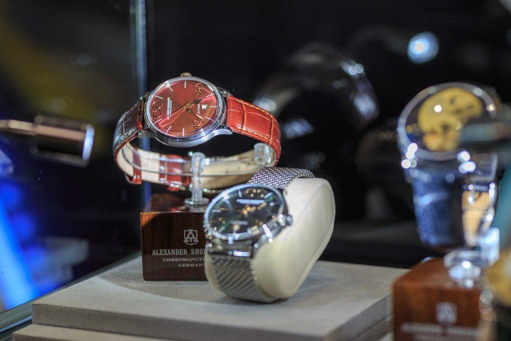Alexander Shorokhoff neue Uhren Baselworld 2018