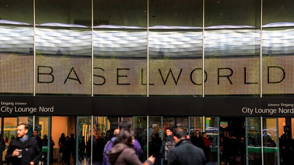 Baselworld Messe 2018