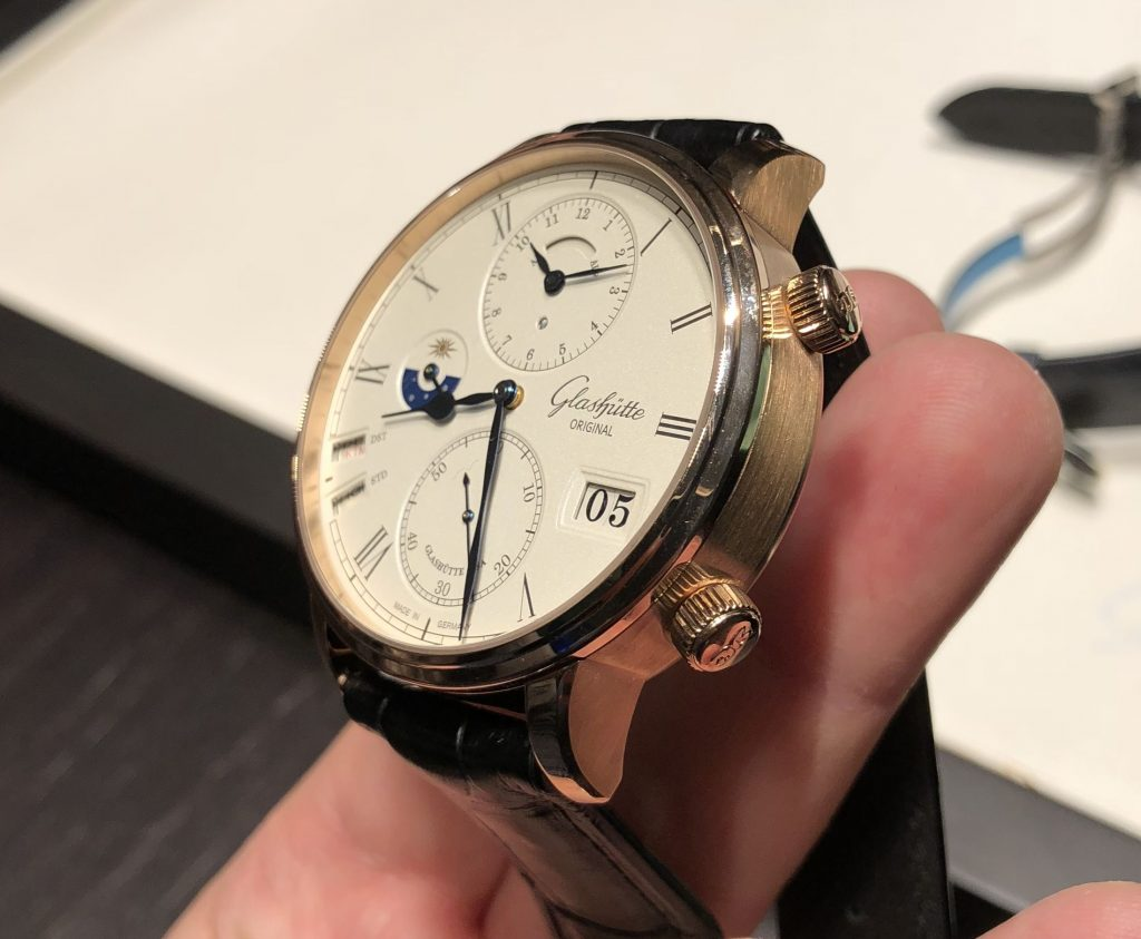 Glashütte Original Baselworld 2018