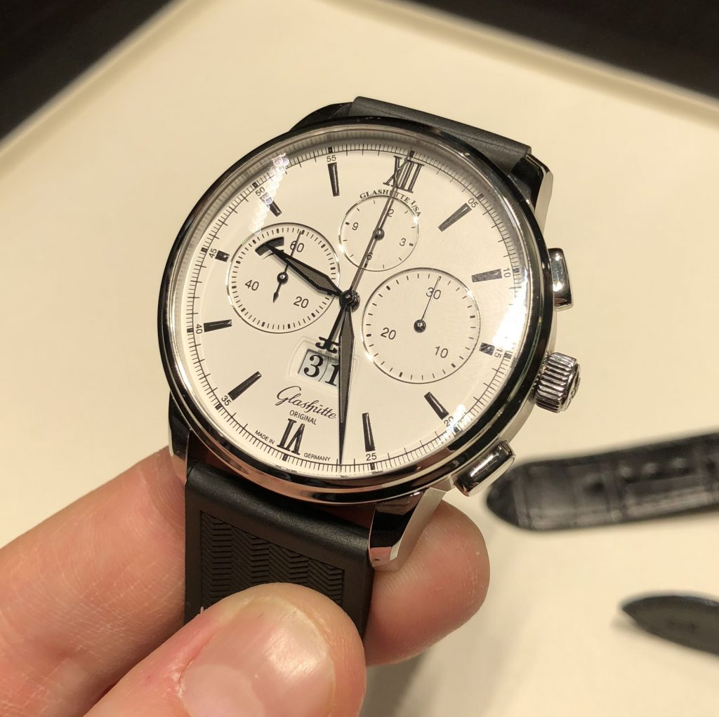 Glashütte Original Baselworld 2018 -2