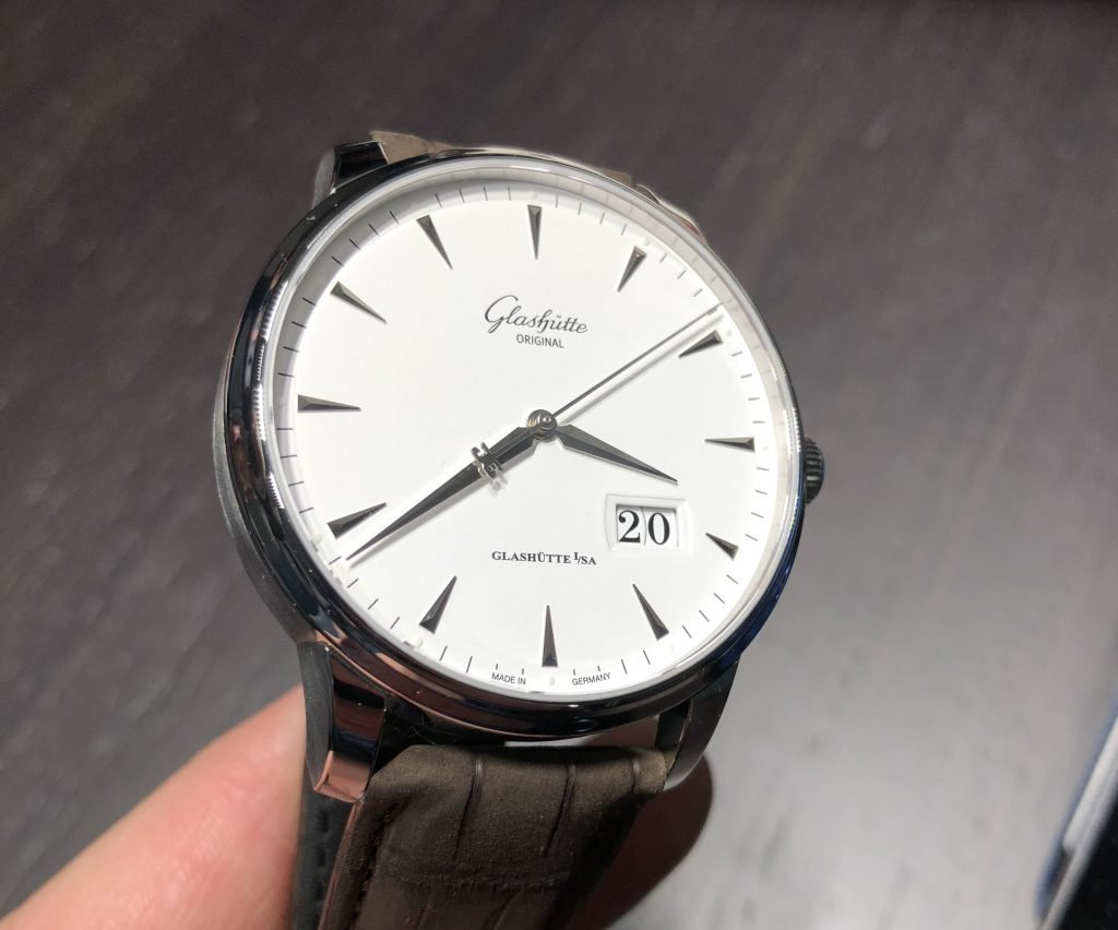 Glashütte Original Baselworld 2018 3