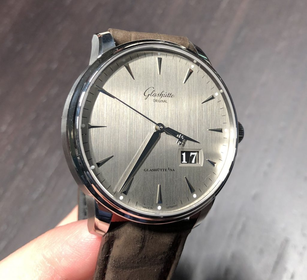 Glashütte Original Baselworld 2018 5