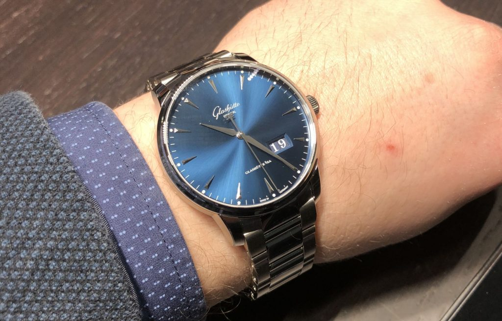Glashütte Original Baselworld 2018 7