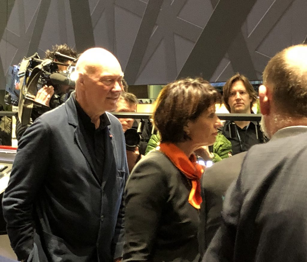 Jean Claude Biver Baselworld 2018