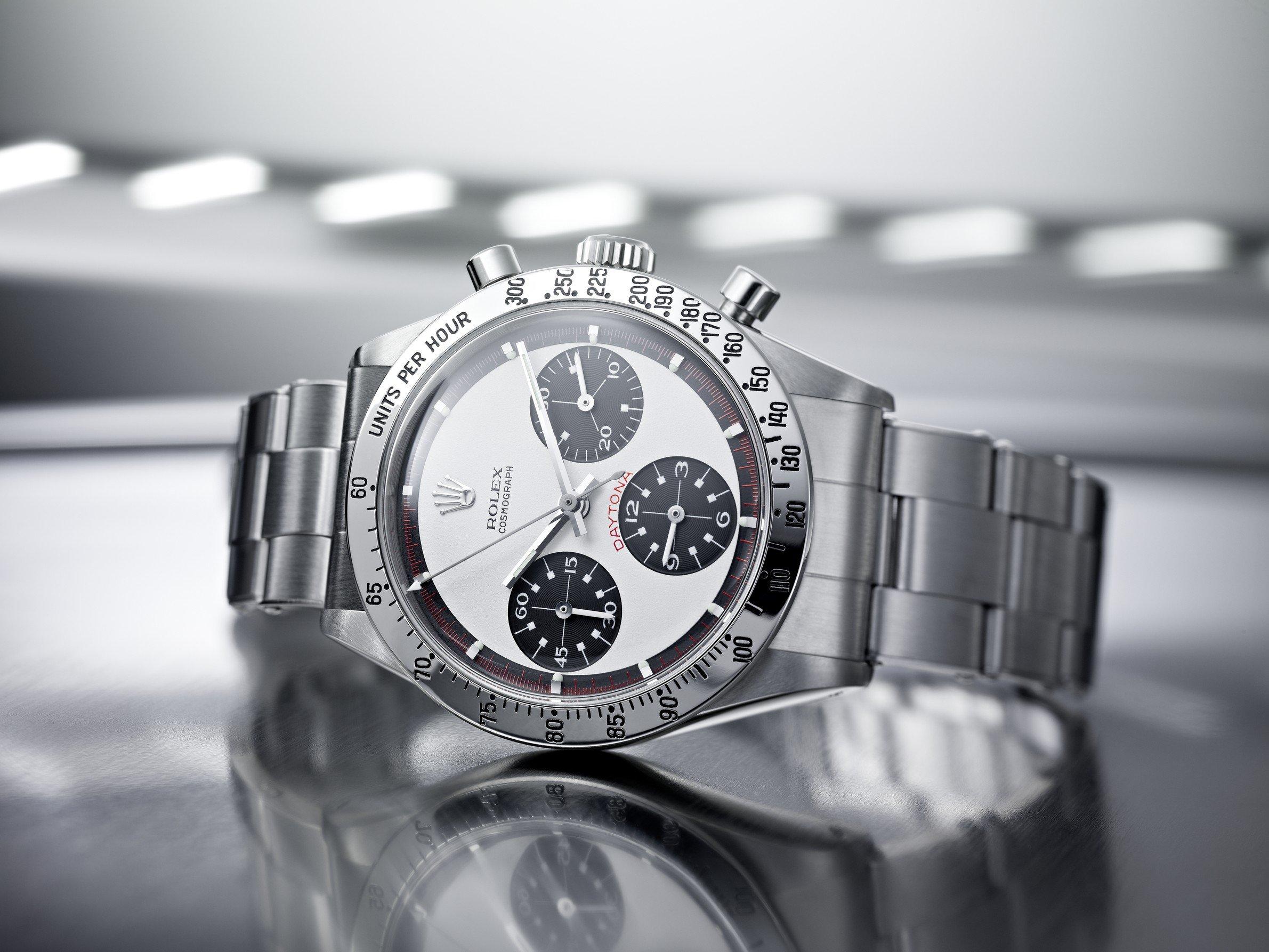 Rolex Cosmograph_Daytona_Paul_Newman_Dial