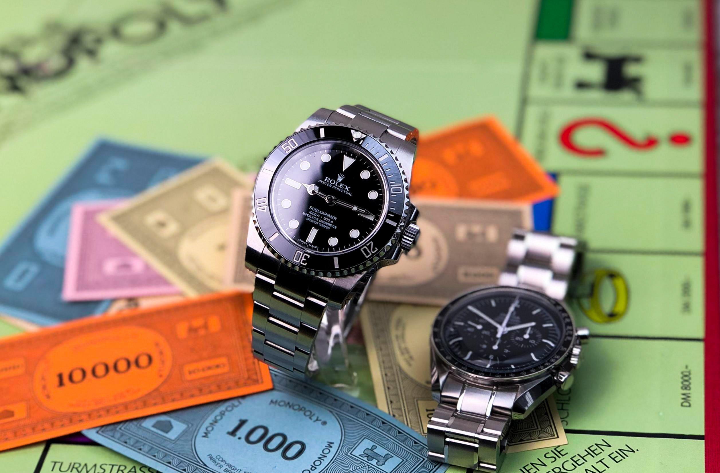 Rolex als Wertanlage sinnvoll