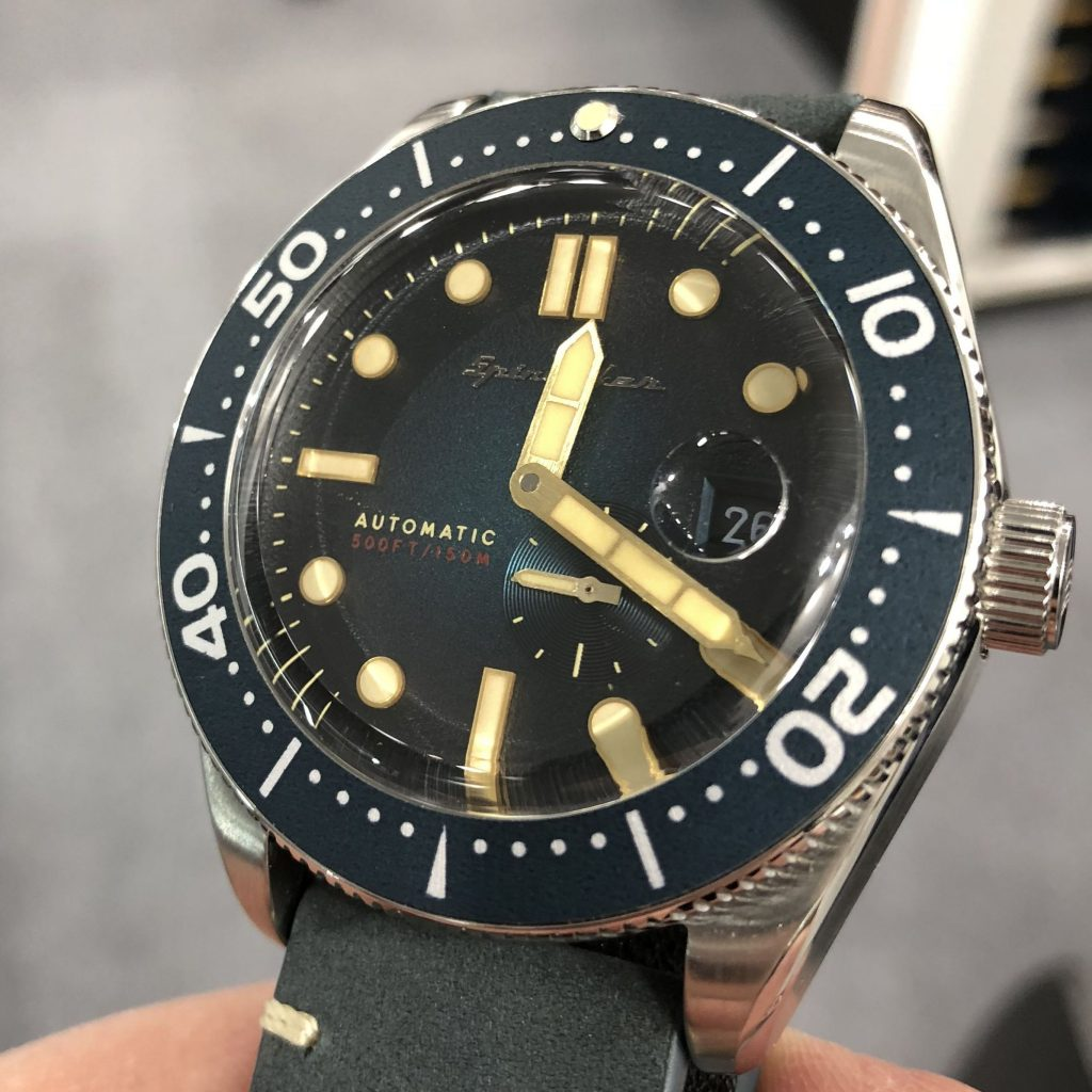 Spinnaker Croft Baselworld 2018