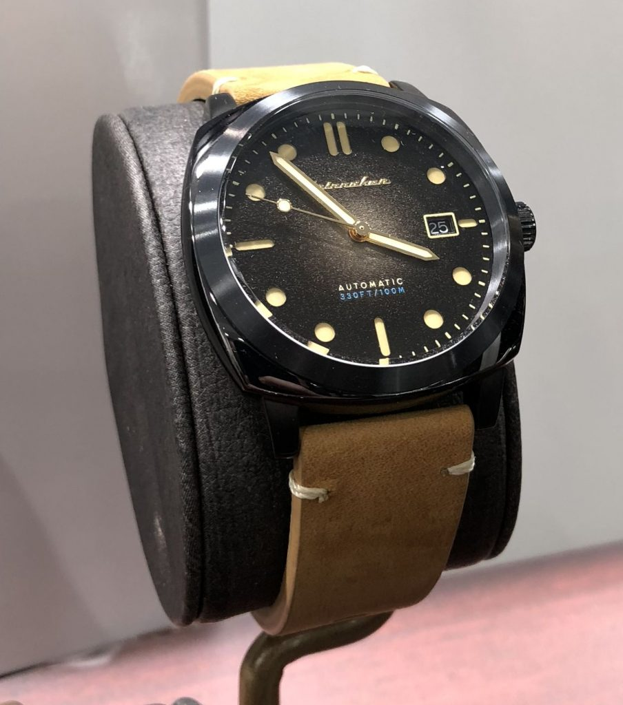 Spinnaker Hull baselworld 2018