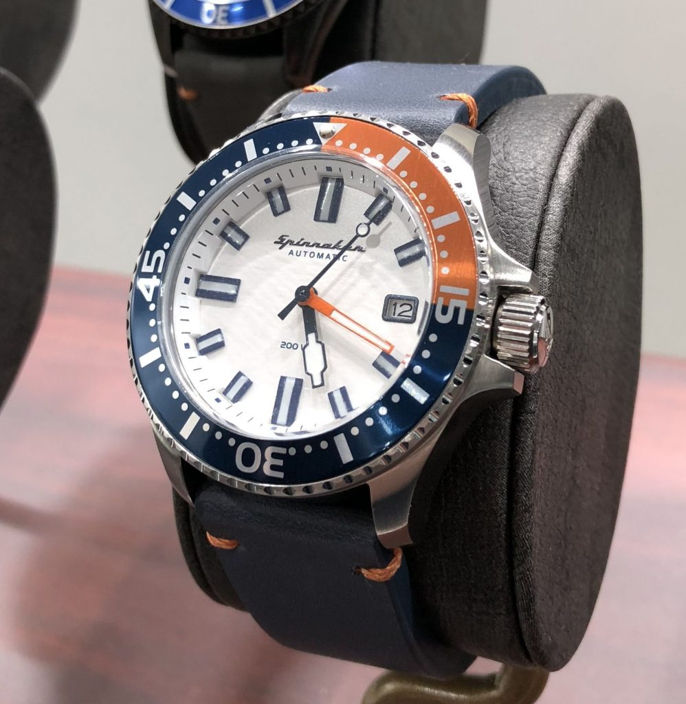 Spinnaker Spence Baselworld 2018
