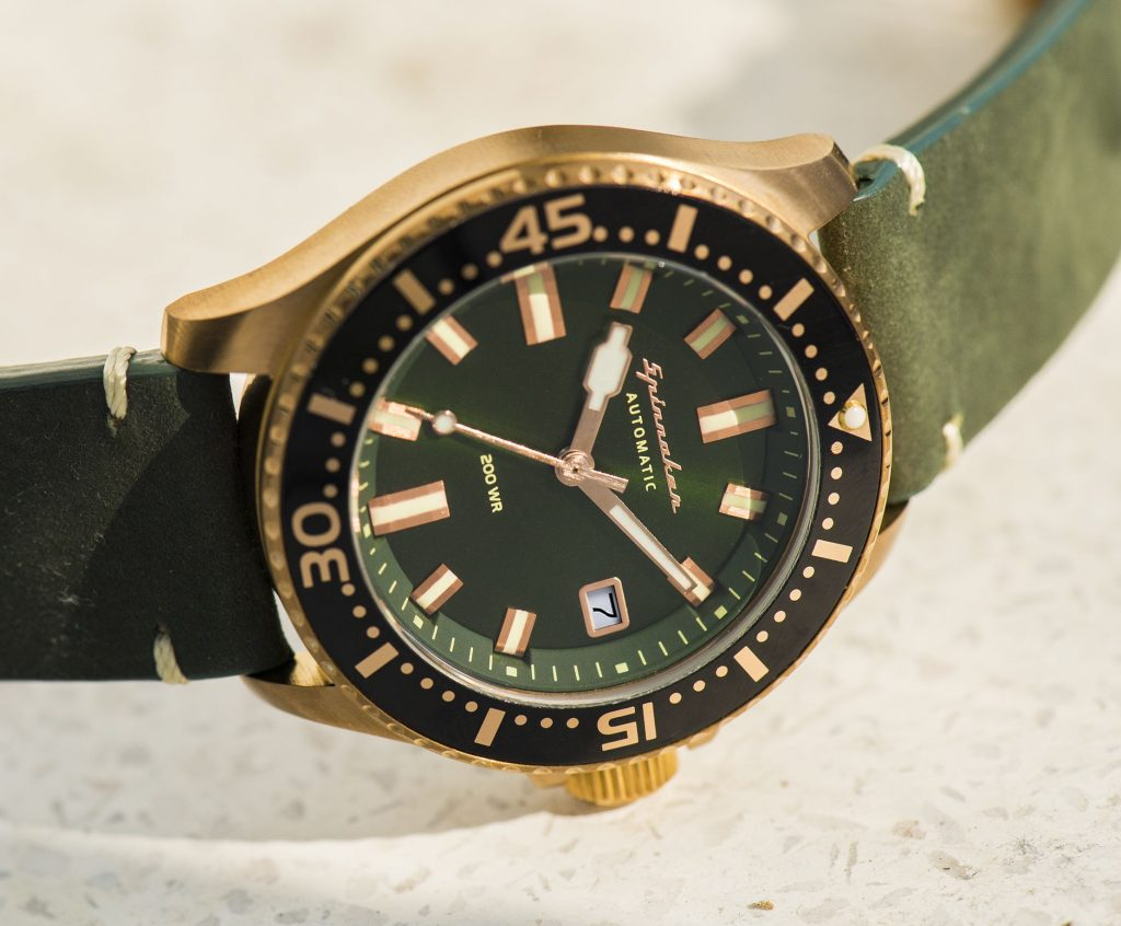 Spinnaker Spence Baselworld 2018 SP-5039-06-MS02