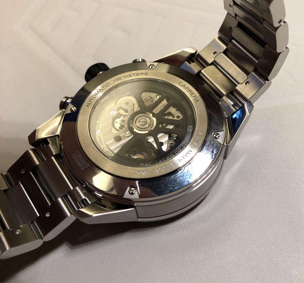 TAG Heuer Carrera GMT Chronograph Baselworld 2018 Heuer 02 Kaliber