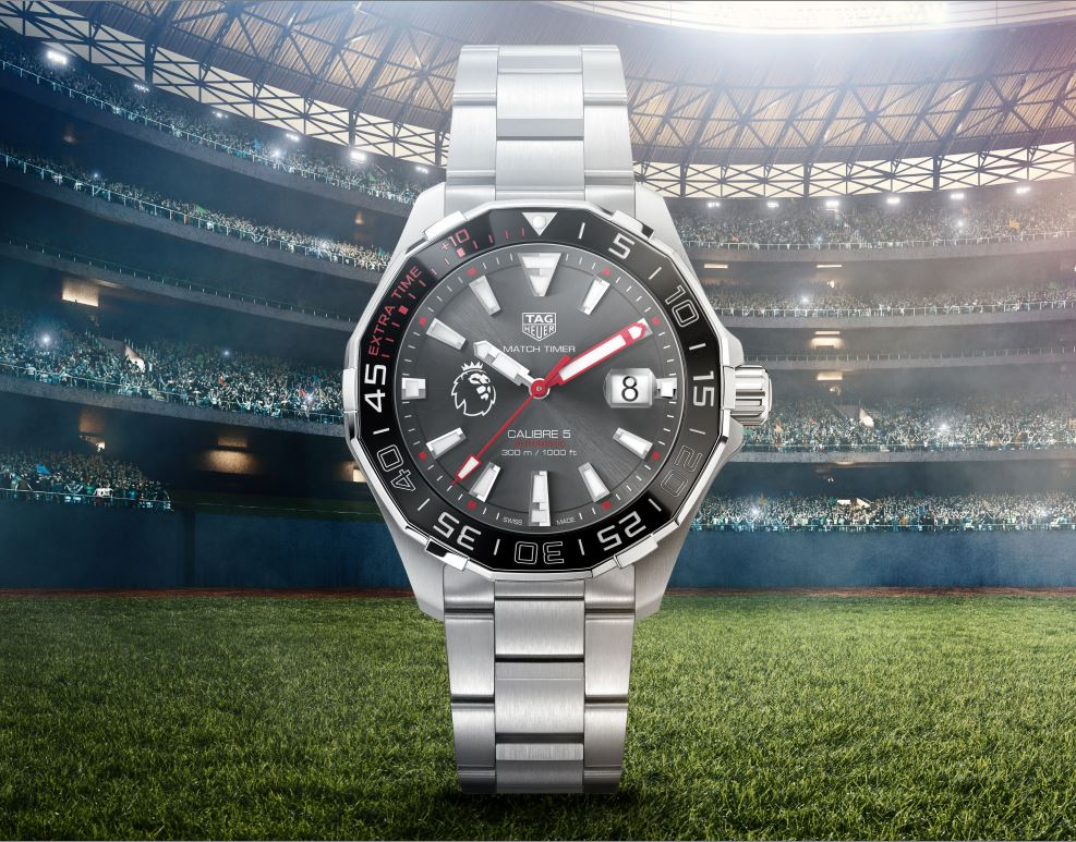 TAG Heuer Premier League Special Limited Edition