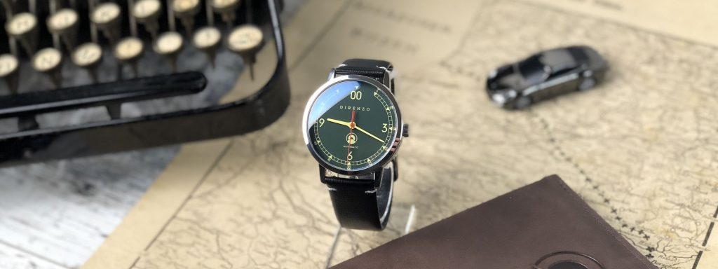 Tacho Armbanduhr Vintage