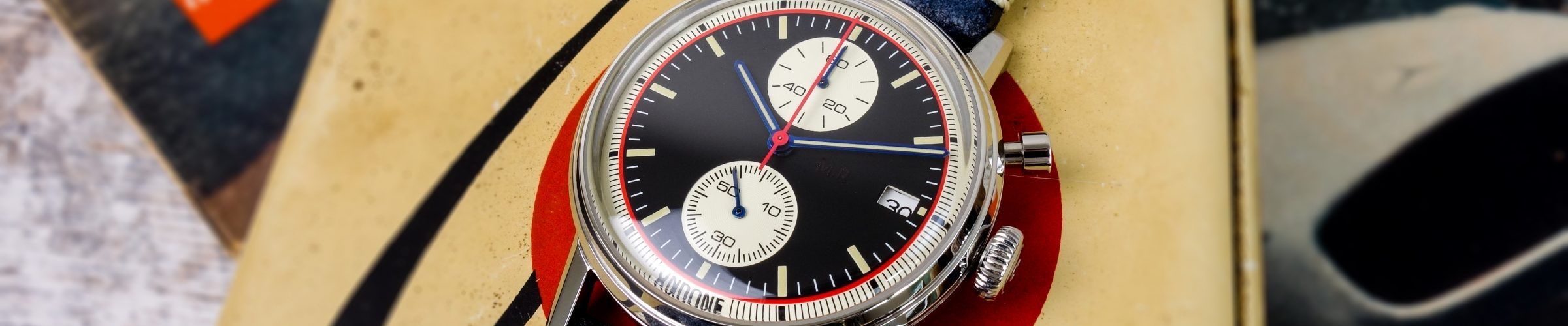 UNDONE Chronograph Konfigurator