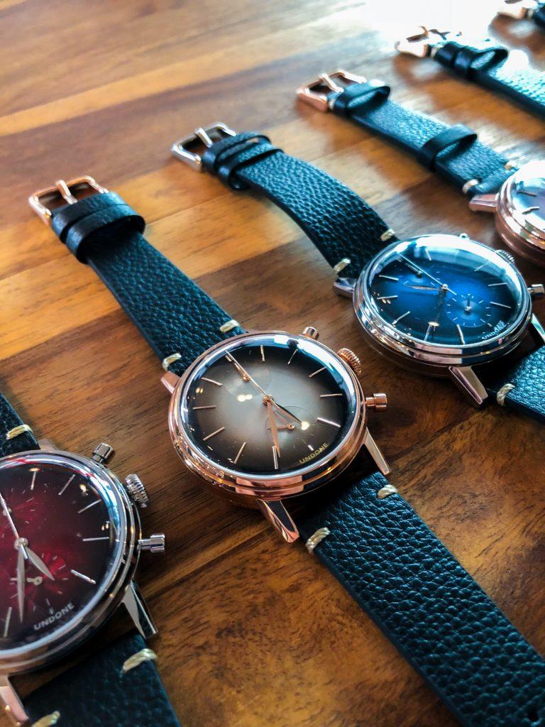 UNDONE Mystique Uhren