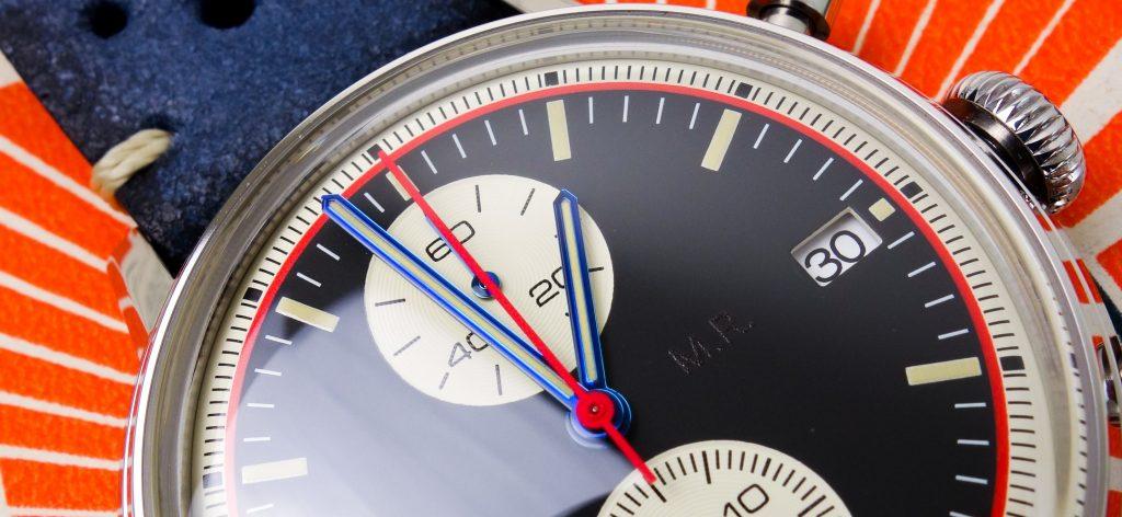 Uhr personalisieren Initialen