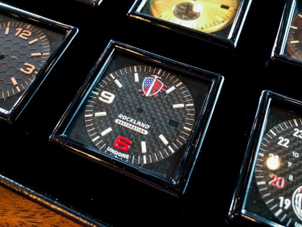 Uhrenkonfigurator Logo Uhr