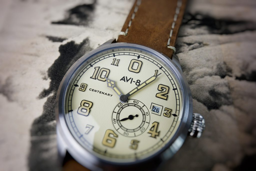 AVI-8 Centenary 1920s Retro Uhr