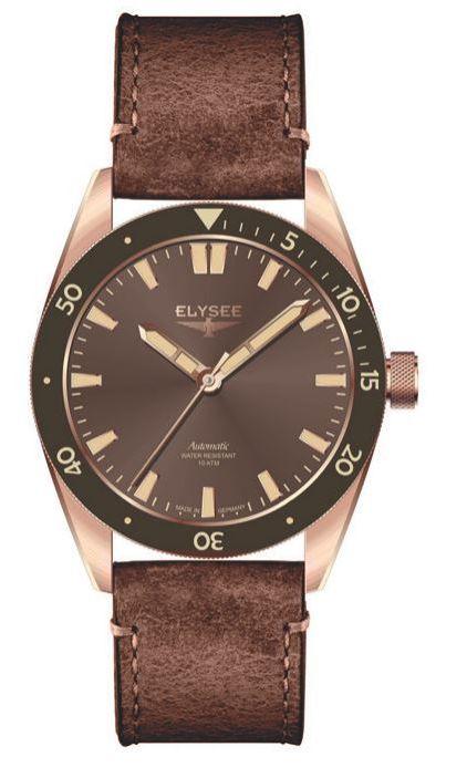 Elysee Bronze braun