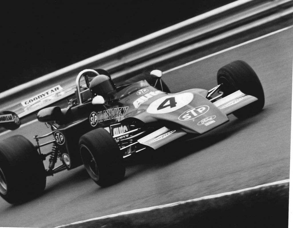 Jochen Mass Rennwagen