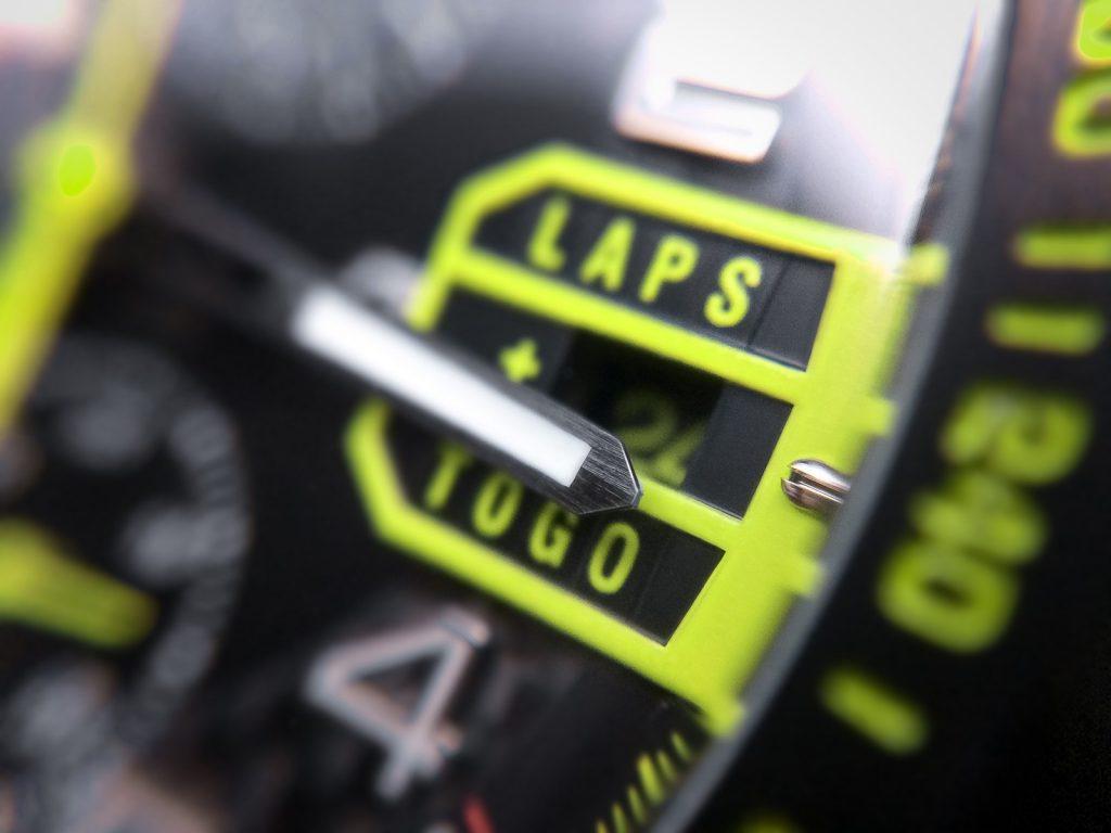 Pit Board Anzeigetafel Formel 1 Uhr