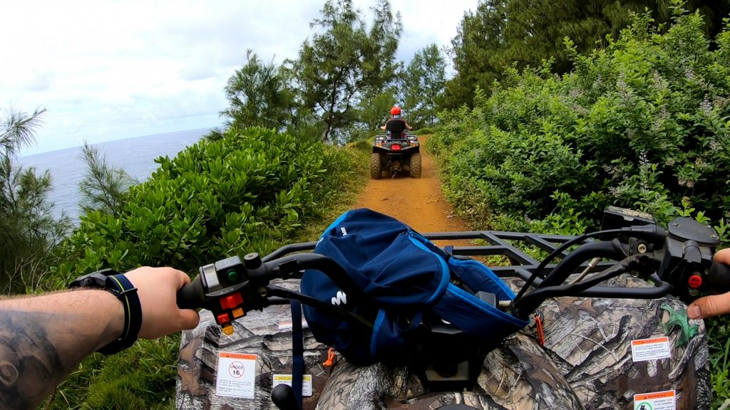 Quad Tour Bigfoot Adventure Mauritius