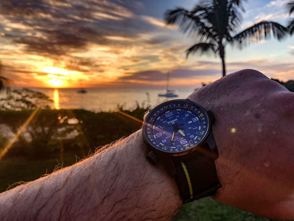Sonnenuntergang Mauritius (2)