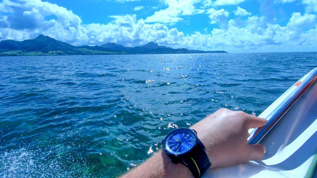 Speedboot-Tour Mauritius