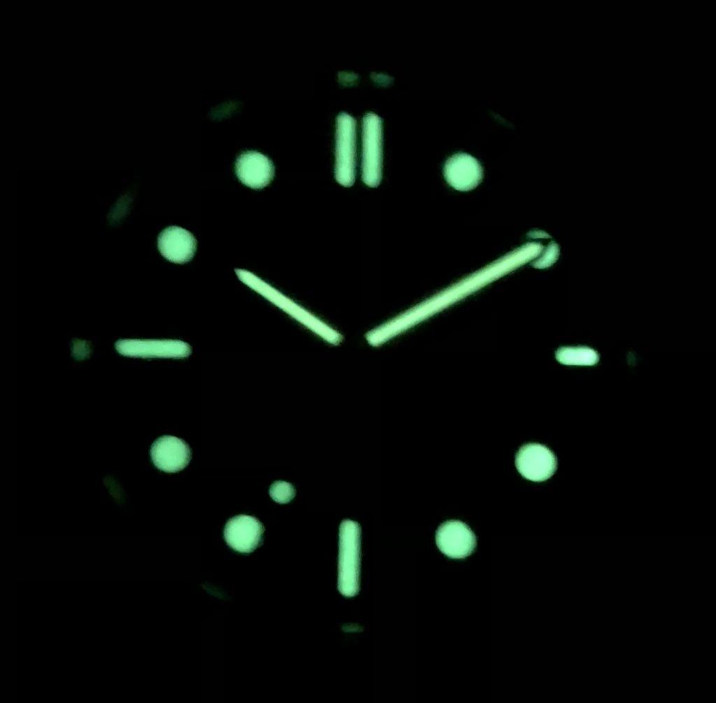 Spinnaker Hull Nacht Lume Shot