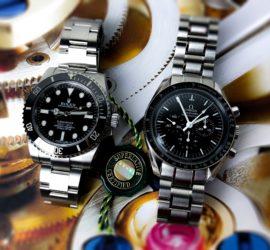 Chronometer vs. Chronograph_Omega Moonwatch Rolex Submariner